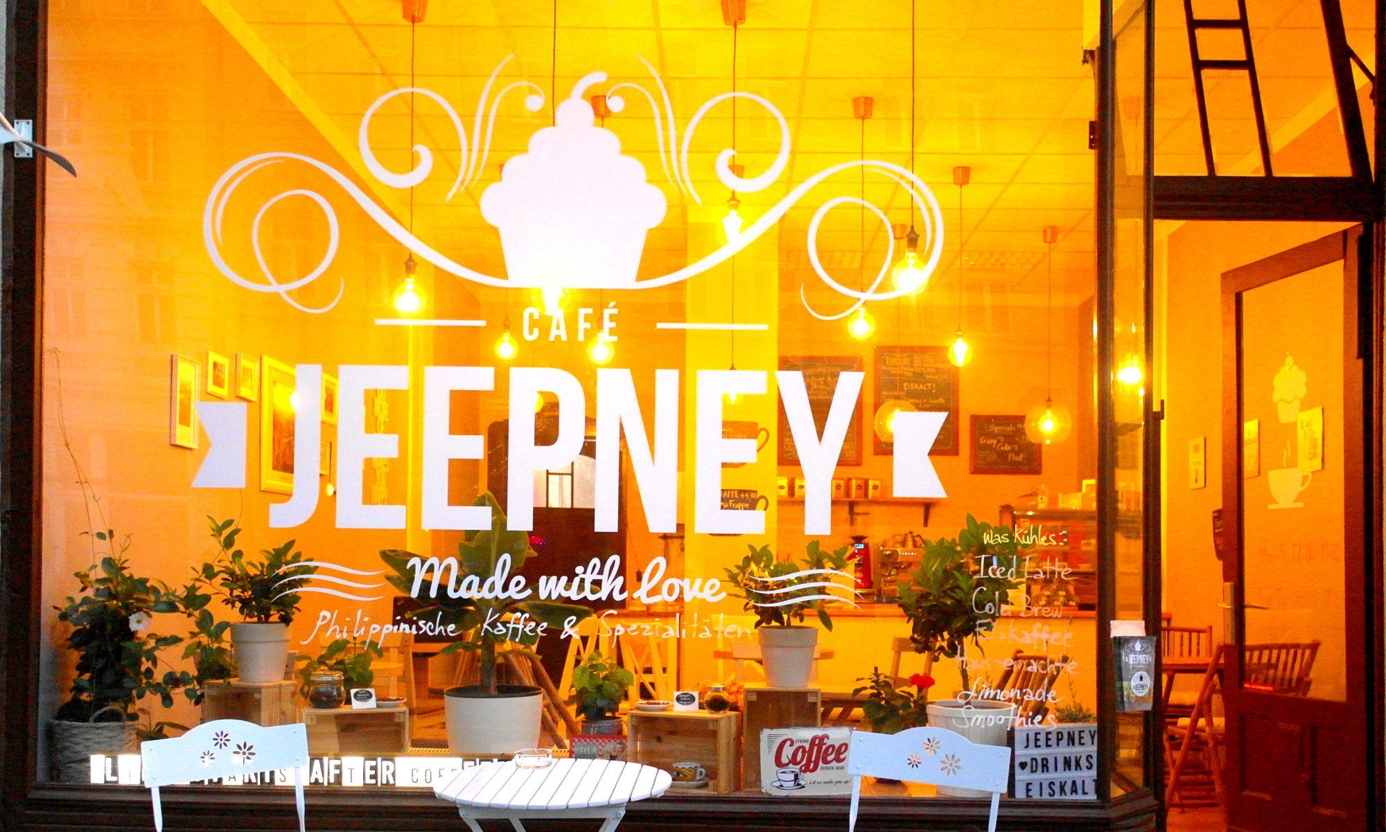 Jeepney Café Leipzig