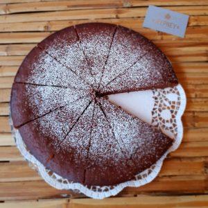 Philippinischer Chocolate Cake